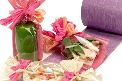 Materiale confezionamento floreale