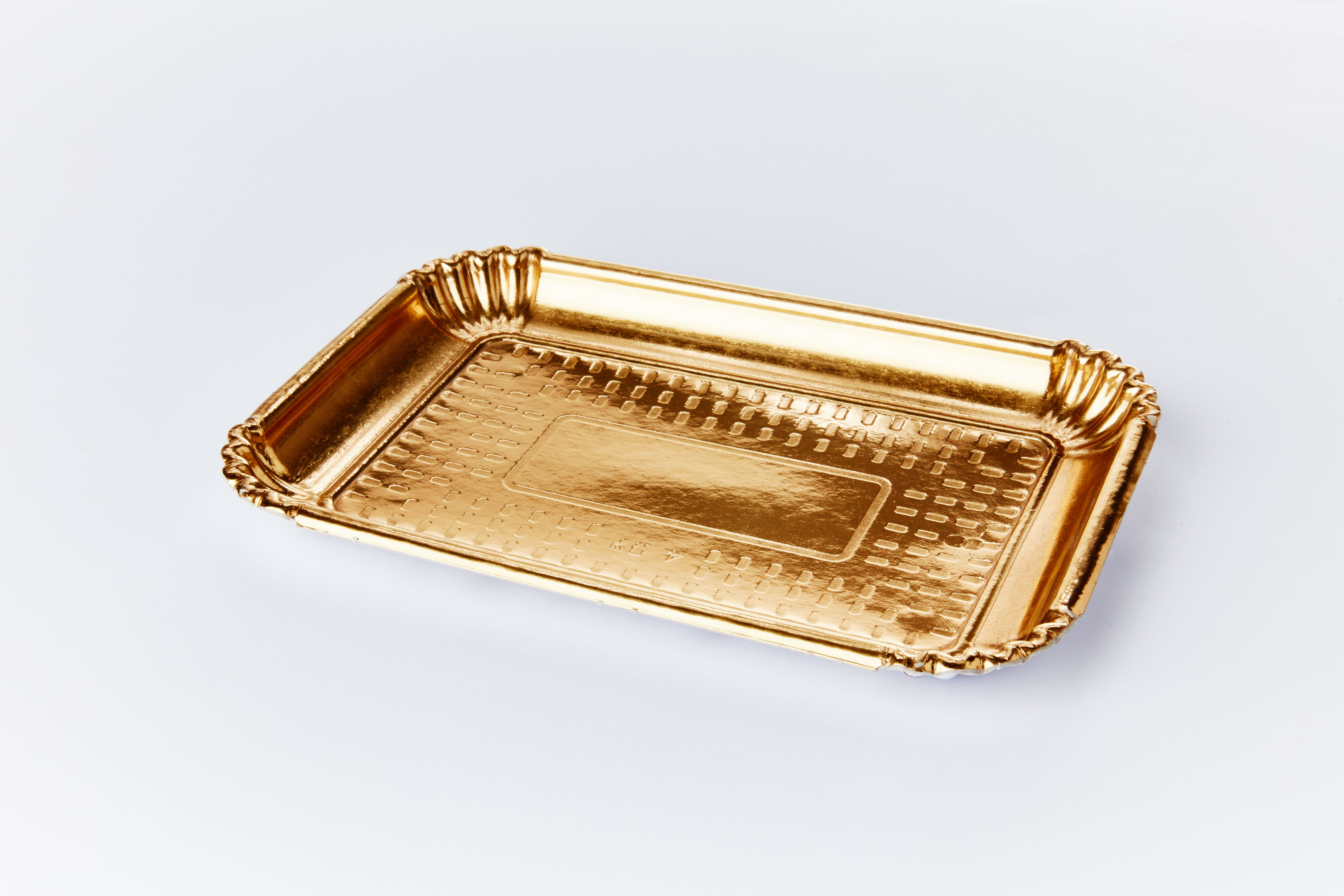 Vassoi in cartone per pasticceria