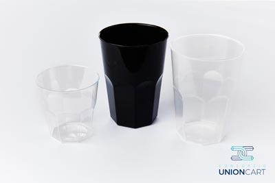 Bicchieri plastica infrangibile multiuso