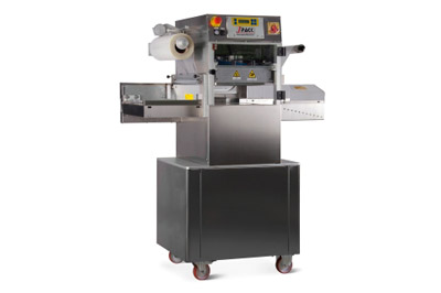 Macchine confezionamento industriale atmosfera protetta