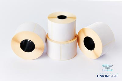 Rotoli Etichette adesive per bilance e confezionatori