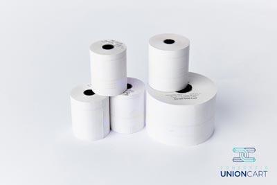 Rotoli per macchine stampa ricevute