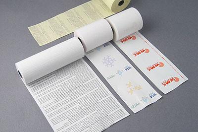 Rotoli per stampanti e fax