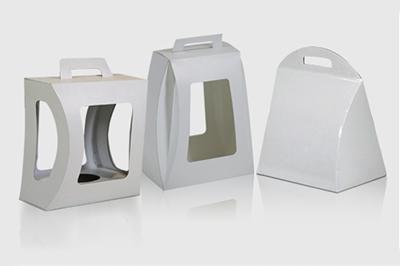 Scatole e contenitori in cartone