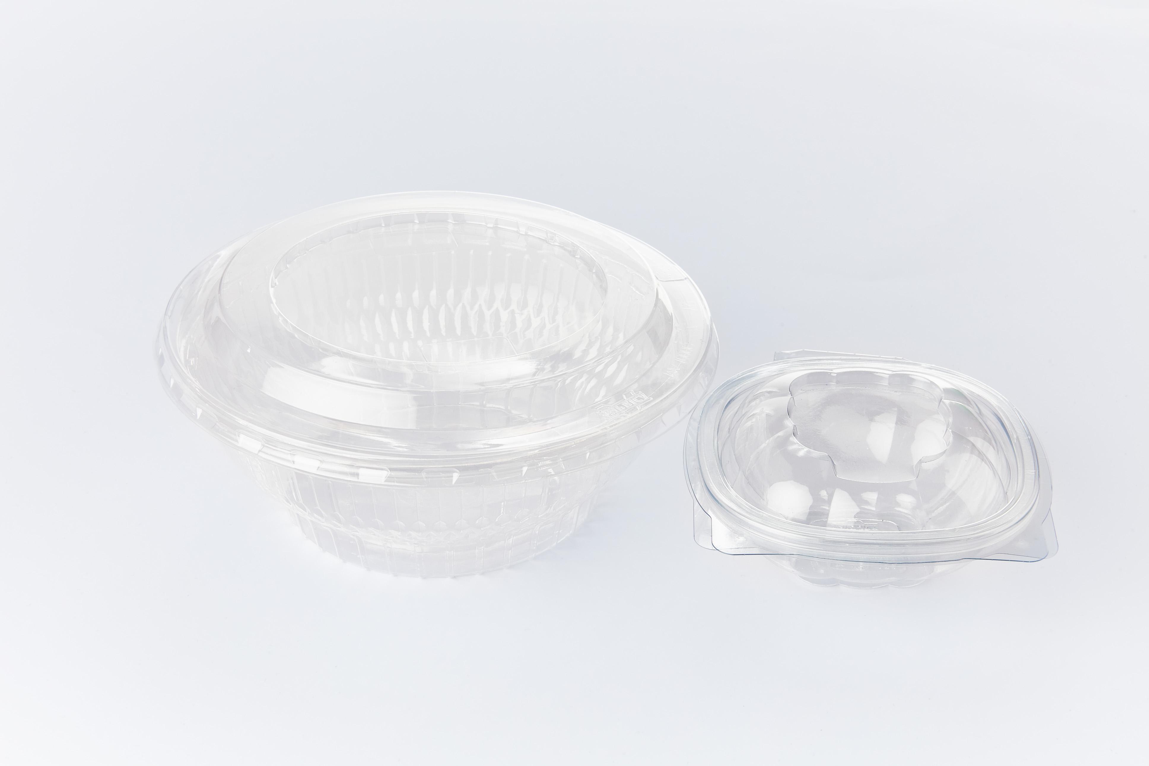 Contenitori in plastica per alimenti
