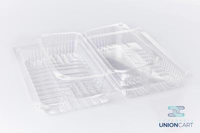 Contenitori in plastica per pasticceria