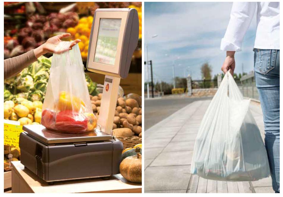 Legge 123/2017: dal 1 gennaio 2018 stretta normativa sugli imballaggi in plastica